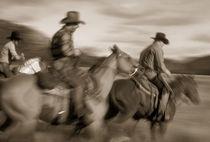 Sepia-cowboys