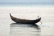 Keralan Boat by Stelios Michael