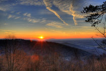 Shenandoah Sunrise by Douglas Graham