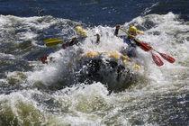 Rafting by Xulio Villarino