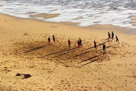 Futbol-playa