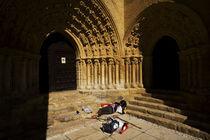 Pilgrimage to Compostela by Xulio Villarino