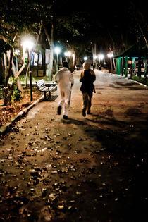 Jogging in Tehran by Riccardo Valsecchi