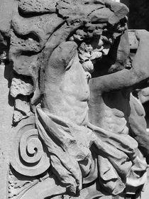 Sculptures of Men - New York City von Monica Goslin