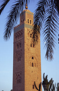 Koutoubia, Marrakesh von Mike Greenslade