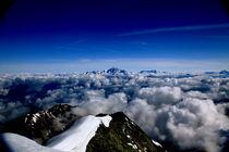 Mt Blanc by Jamie Wainwright
