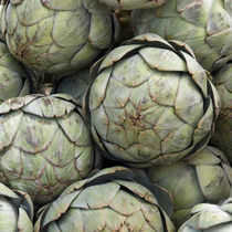 Artichokes by James Menges