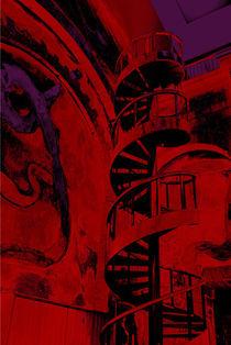 spiral staircase von Ricardo Anderson