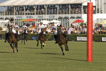 Polo at Sotogrande 2 von Simon Littlejohn