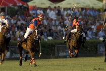 Polo at Sotogrande 3 von Simon Littlejohn