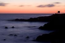 Sunrise Beach von Pete Saloutos