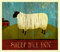 Sheep Hill Inn by Benjamin Bay