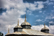 Rooftops - Istanbul Turkey by Ian C Whitworth