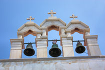 Mykonos Church Bells by Ian C Whitworth