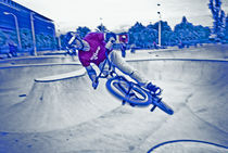 BMX 1 by Simon Littlejohn
