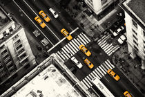 Yellow Flow New York City by Stefan Kloeren