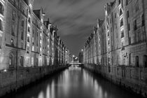 Speicherstadt von Oliver Jaeckel