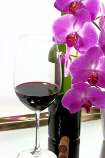 Red-wine-orchids
