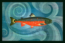 Salmon von Benjamin Bay