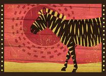 Zebra von Benjamin Bay