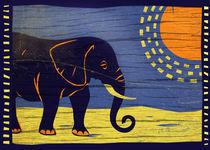 Elephant by Benjamin Bay