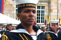 Sailors on Parade von Rafa Salafranca