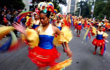 Colombian-folkclore