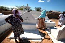 Wayuu Graveyard von Rafa Salafranca