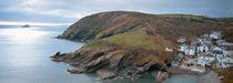 Portloe, Cornwall von Mike Greenslade