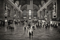 Grand Central Station New York City by Stefan Kloeren