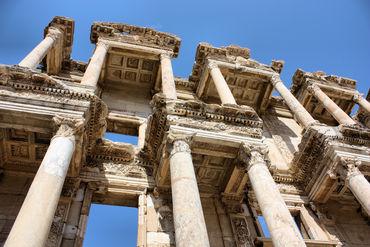 Ephesus-library