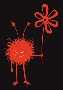 Evil Flower Bug von Boriana Giormova