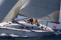 Sailing boat by Ignacio Baixauli Quiles