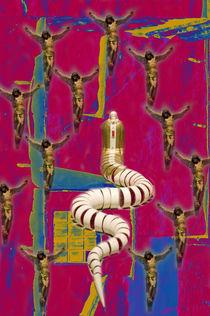 snake pope by Ricardo Anderson