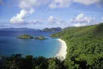 Virgin Islands Beach by Wolfgang Kaehler