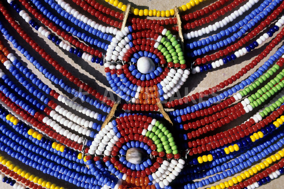 Quot Masai Necklace Quot Photography Art Prints And Posters By