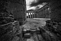 Segesta Sicily von Hasse Linden