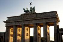 Berlin Gate by Guy Woolrych