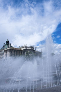 Karlplatz by Andrew Michael