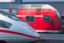 Trains von Andrew Michael
