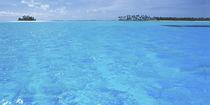 Blue Lagoon von Sean Davey