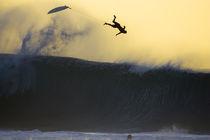 Gold leap von Sean Davey