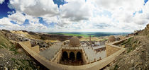 Old City of Mardin / Southeast Turkey (Panorama) by Benjamin Hiller