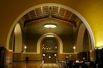 Union Station - Los Angeles von Ernesto Arias