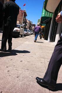 Walk the Chinatown / San Francisco von Benjamin Hiller