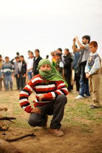 Kurdish Newroz in Hasankeyf / Southeast Turkey by Benjamin Hiller