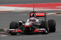' Jenson Button  - Formel 1 / Formula One' von Sutton Images