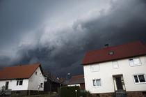 Vor dem Unwetter I von Thomas Schaefer