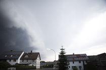 Vor dem Unwetter II von Thomas Schaefer