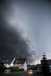 Vor dem Unwetter III von Thomas Schaefer